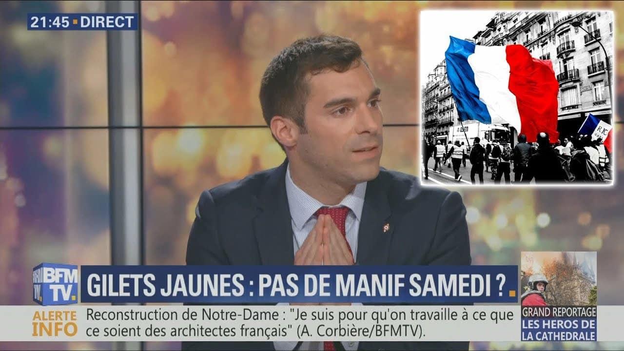 opinion des français sur les gilets jaunes