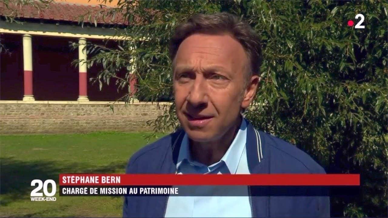 Stéphane Bern attaque de nouveau le gouvernement — Loto du Patrimoine