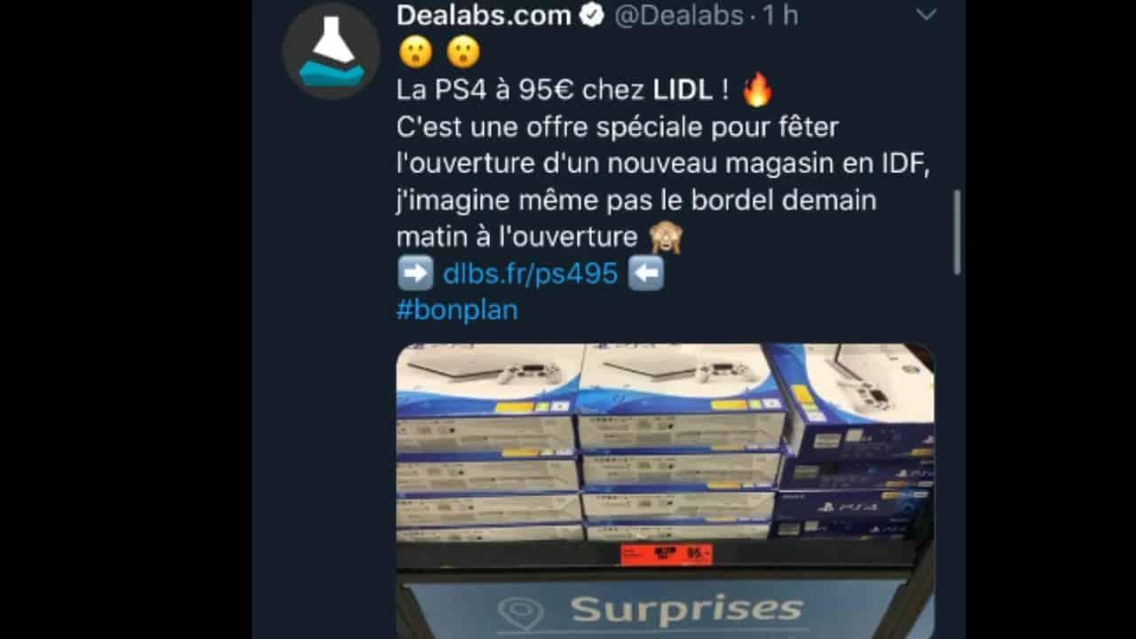 Une promotion provoque la cohue dans un supermarché des Yvelines