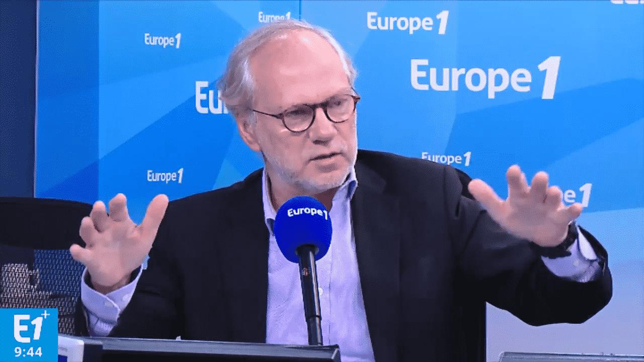 France: Laurent Joffrin, du journalisme à la politique