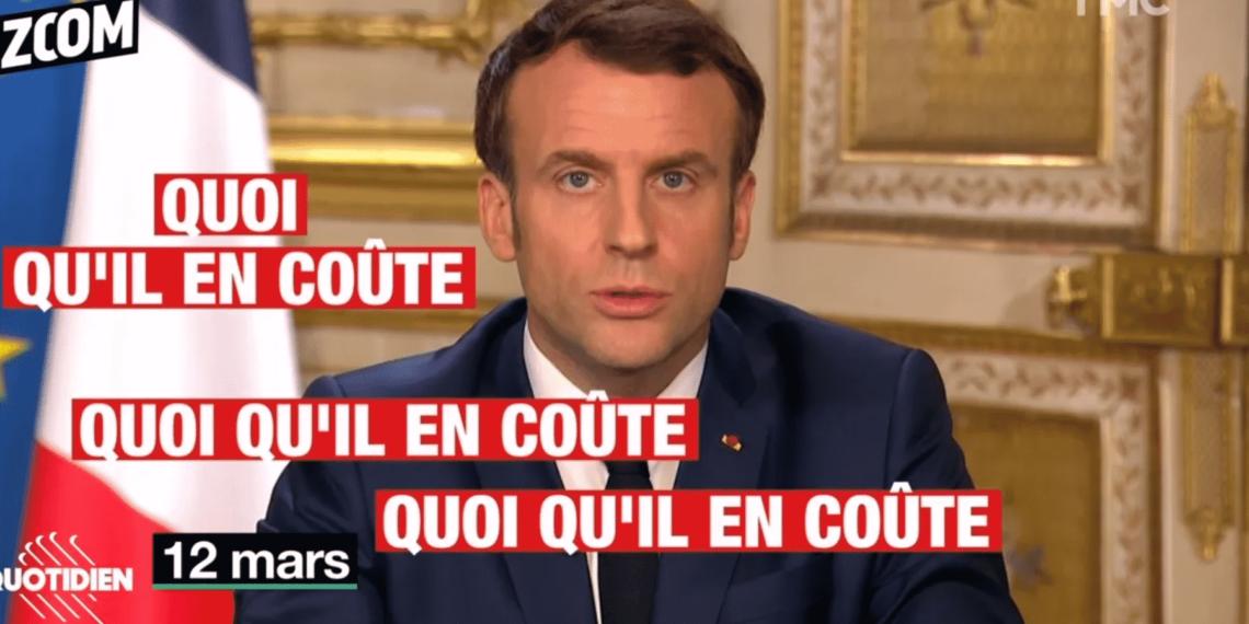 Voici comment les Français rembourseront l'emprunt européen, même si Macron le nie Macron12r-1140x570