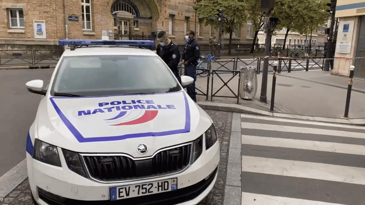 Nouvelle attaque au couteau, un policier agressé — France